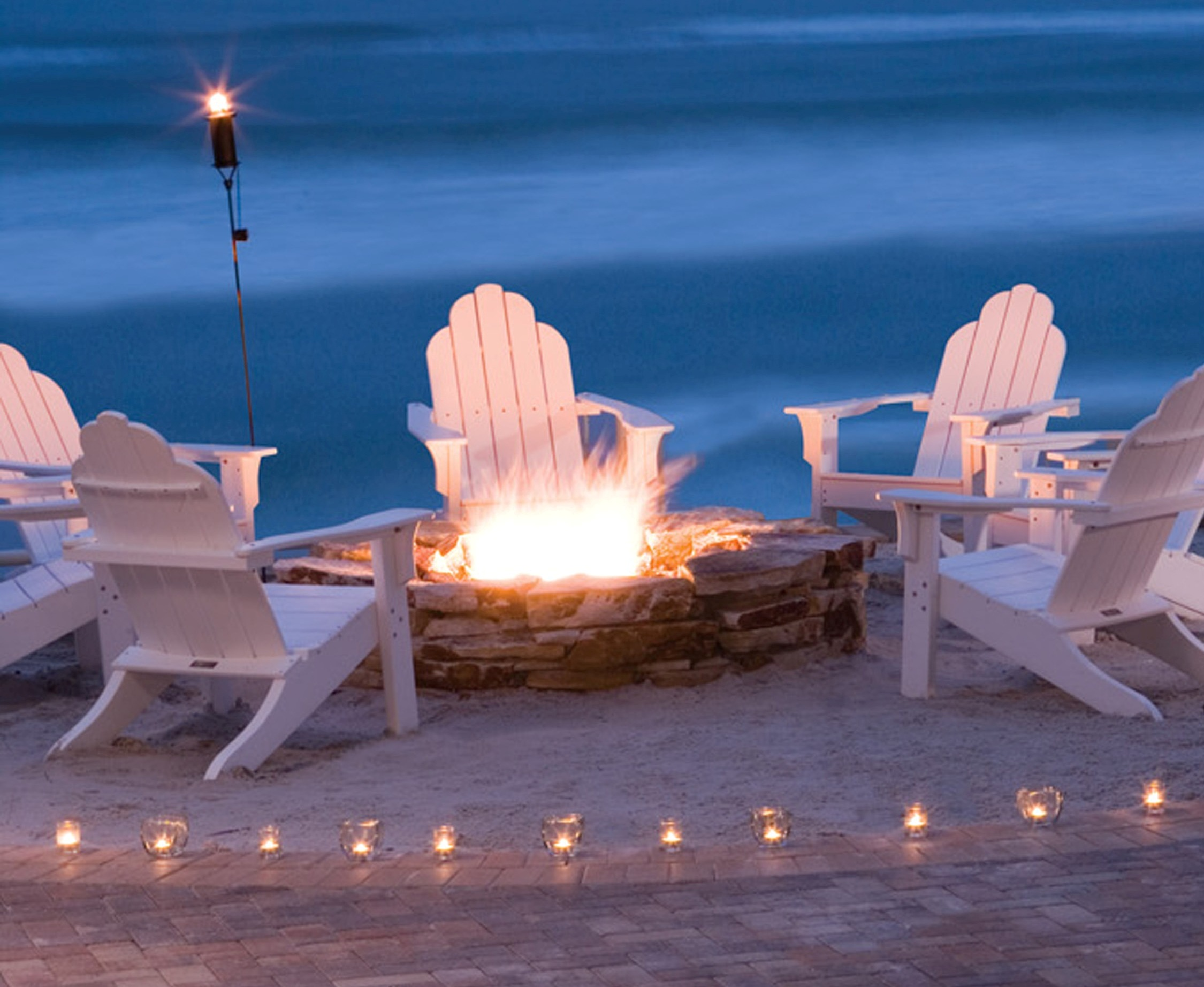 Sun, S'mores and Shores: The Shores Resort & Spa | Drive ...