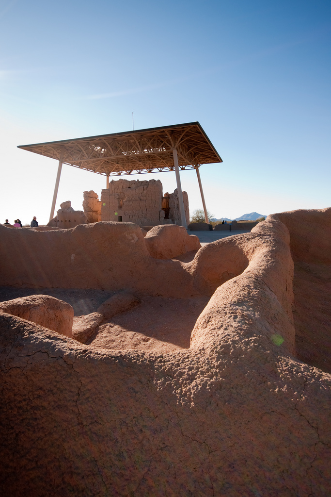 Unbelievable ancient dwellings in the u.s