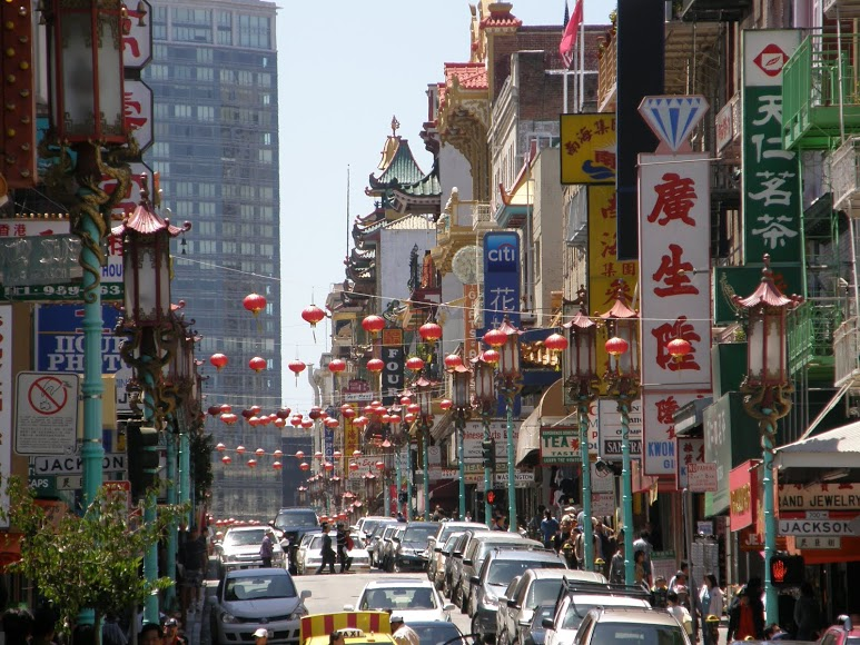 Chinatowns across america drive the nation for American cuisine in san francisco