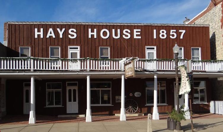 Hays House Restaurant