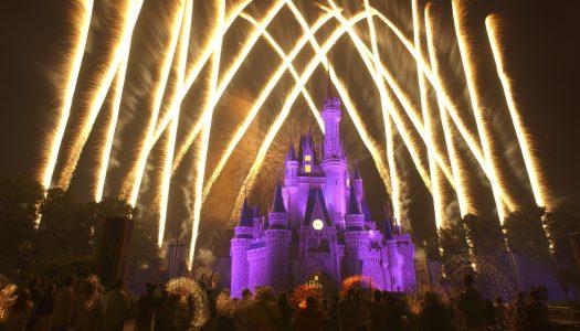 Thrill Rides At Disney World