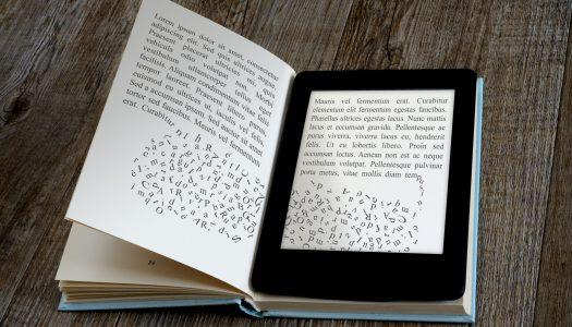 E-book vs. Book for Travel