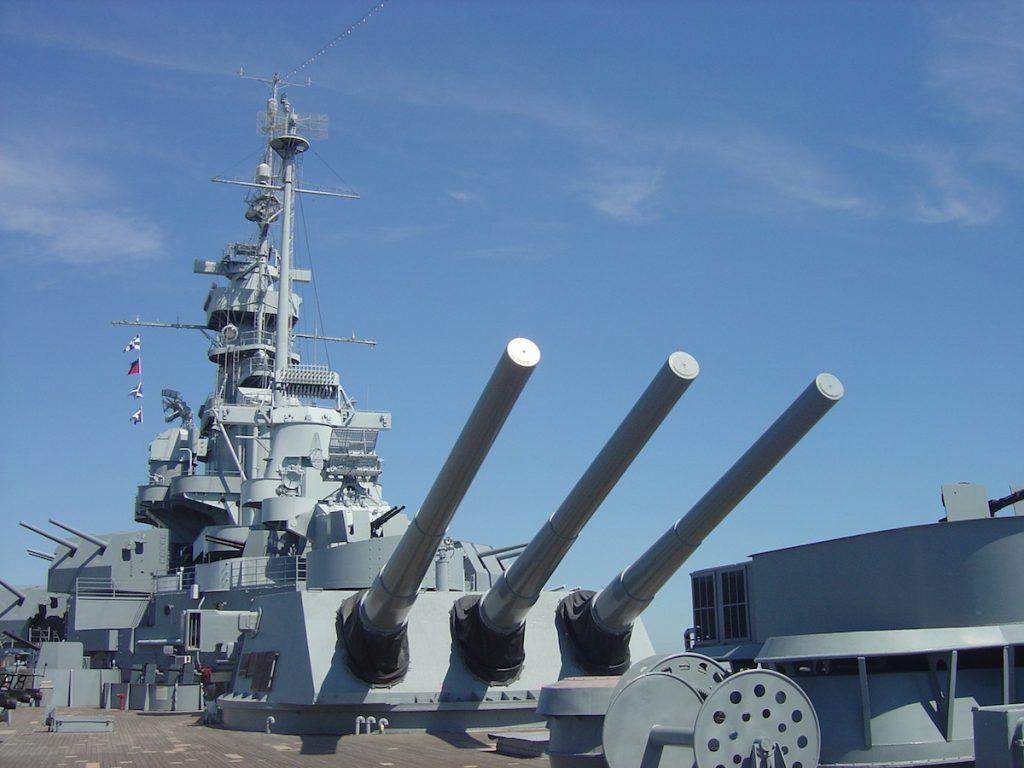 Battleship Memorial Park