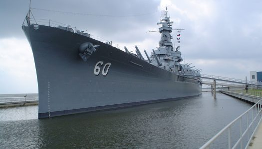 Mobile, Alabama's Battleship Memorial Park