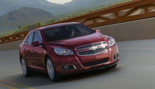2013 Chevy Malibu & Chevy Equinox Reviews