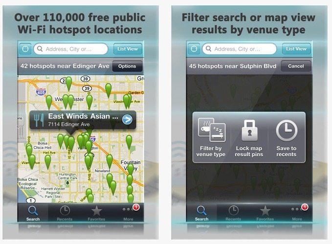 Travel App Of The Week: WiFi Finder
