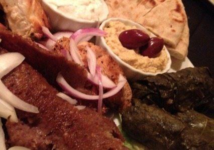 Food Finds: Greek Flame Taverna