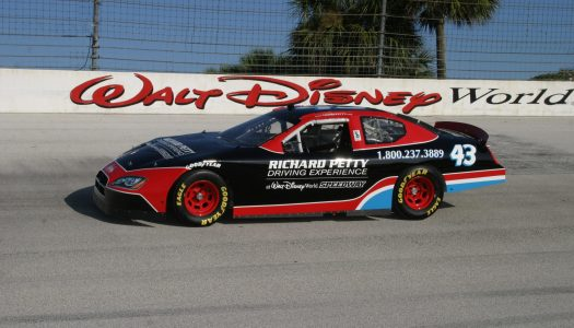 Video: Richard Petty Junior Driving Experience