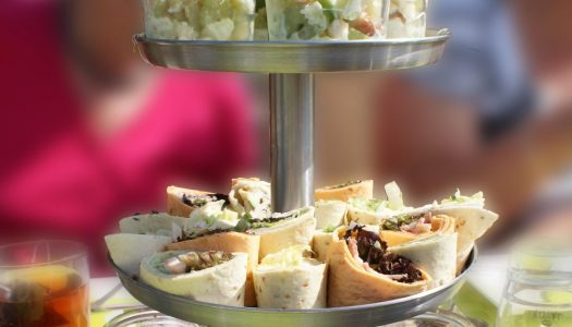 Healthy Comfort Food in Charleston, SC: Dell'z Deli and Dell'z Vibez