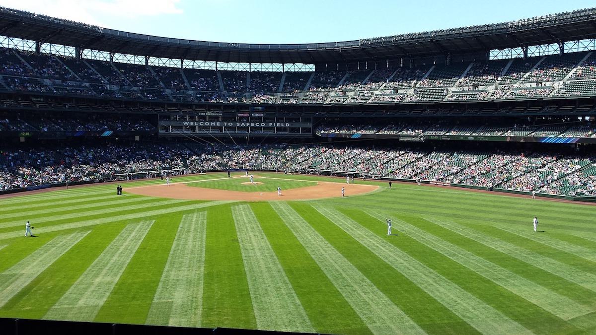 Seattle baseball field