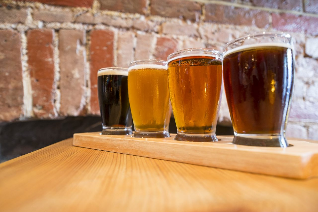 Cannery Row Brewing Company: Beers, Steers and Cheers