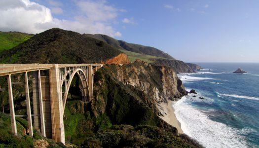 Drive the Pacific Coast Highway and Malibu