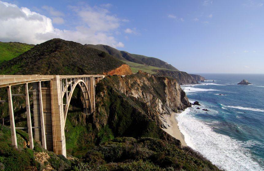 Drive The Pacific Coast Highway And Malibu Drive The Nation