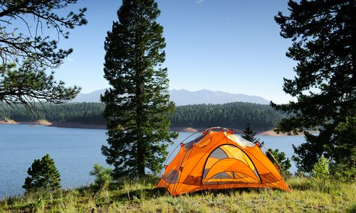 5 Best Places To Camp