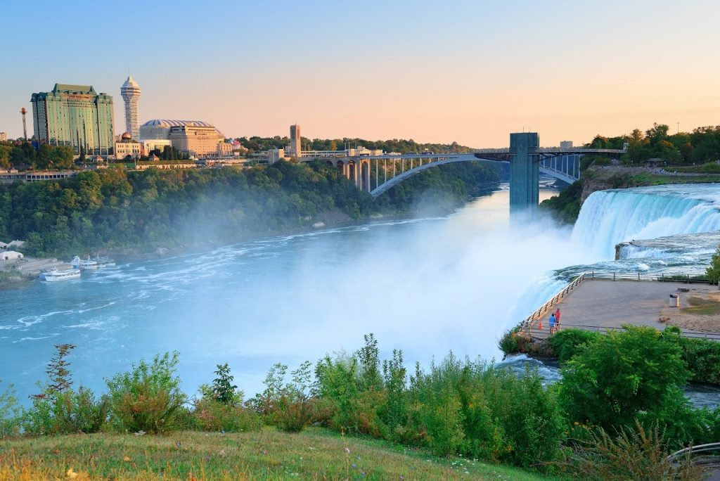 east coast destinations - Niagara Falls