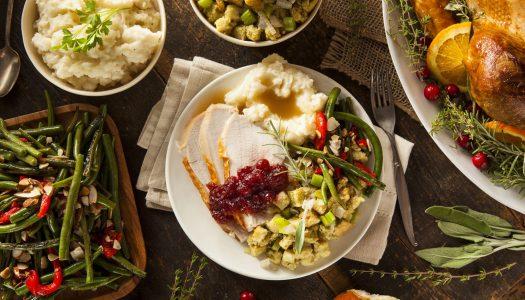 4 Mouth-Watering Restaurants Serving Thanksgiving Dinner