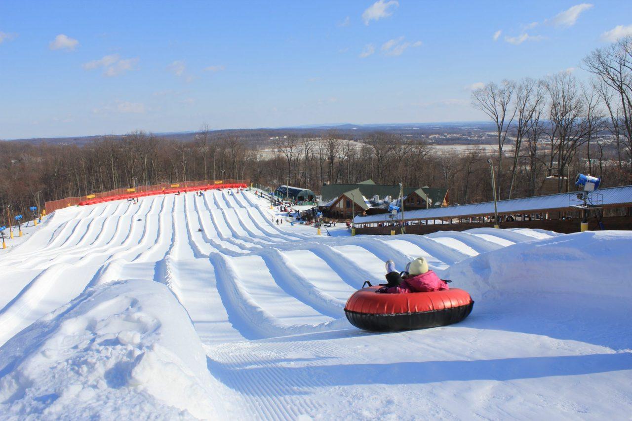5 Best Snow Tubing Hills
