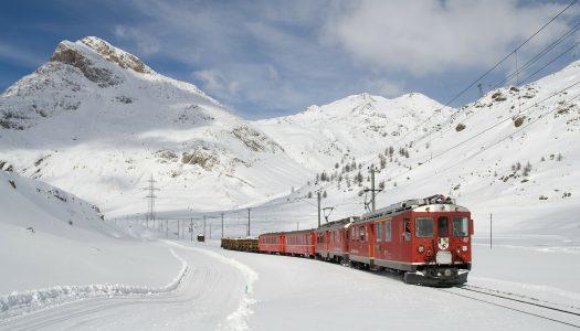 Five Scenic Train Rides Across America