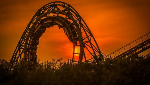 Three of the Best Roller Coasters in America