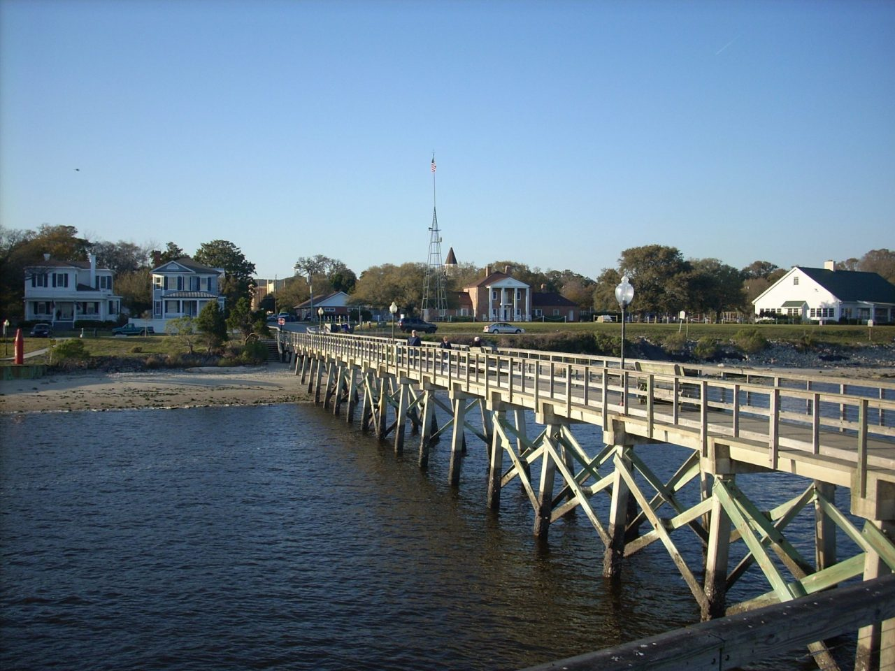 Antiquing Along The Eastern Seaboard: Southport, NC