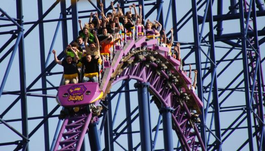 Get Your Adrenaline Fix at These Northeastern Theme Parks