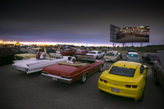 drivein movie theaters in the us drive the nation
