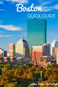 Quick Guide to Boston