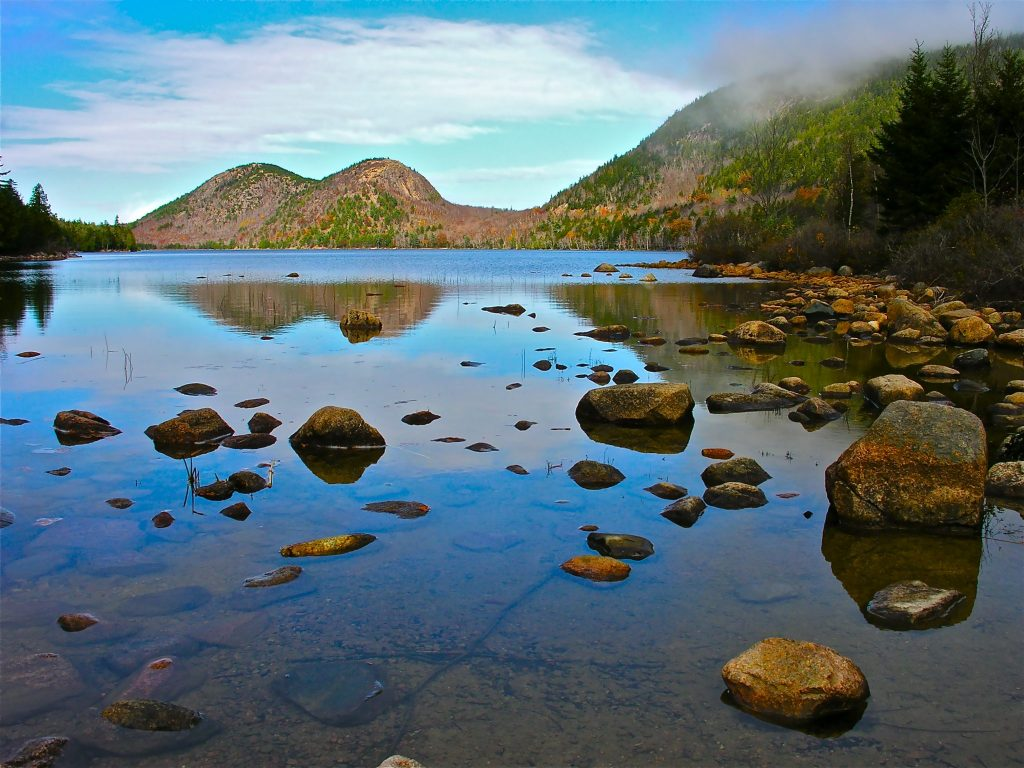 east coast destinations - Acadia National Park