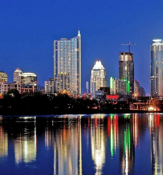 Downtown Austin TX