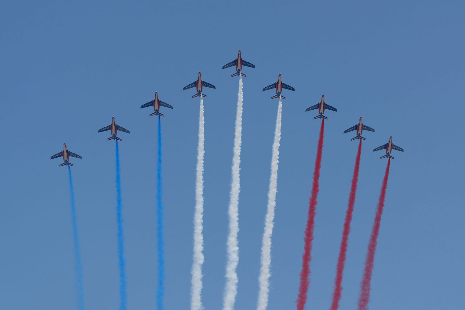 French Air Force Planes