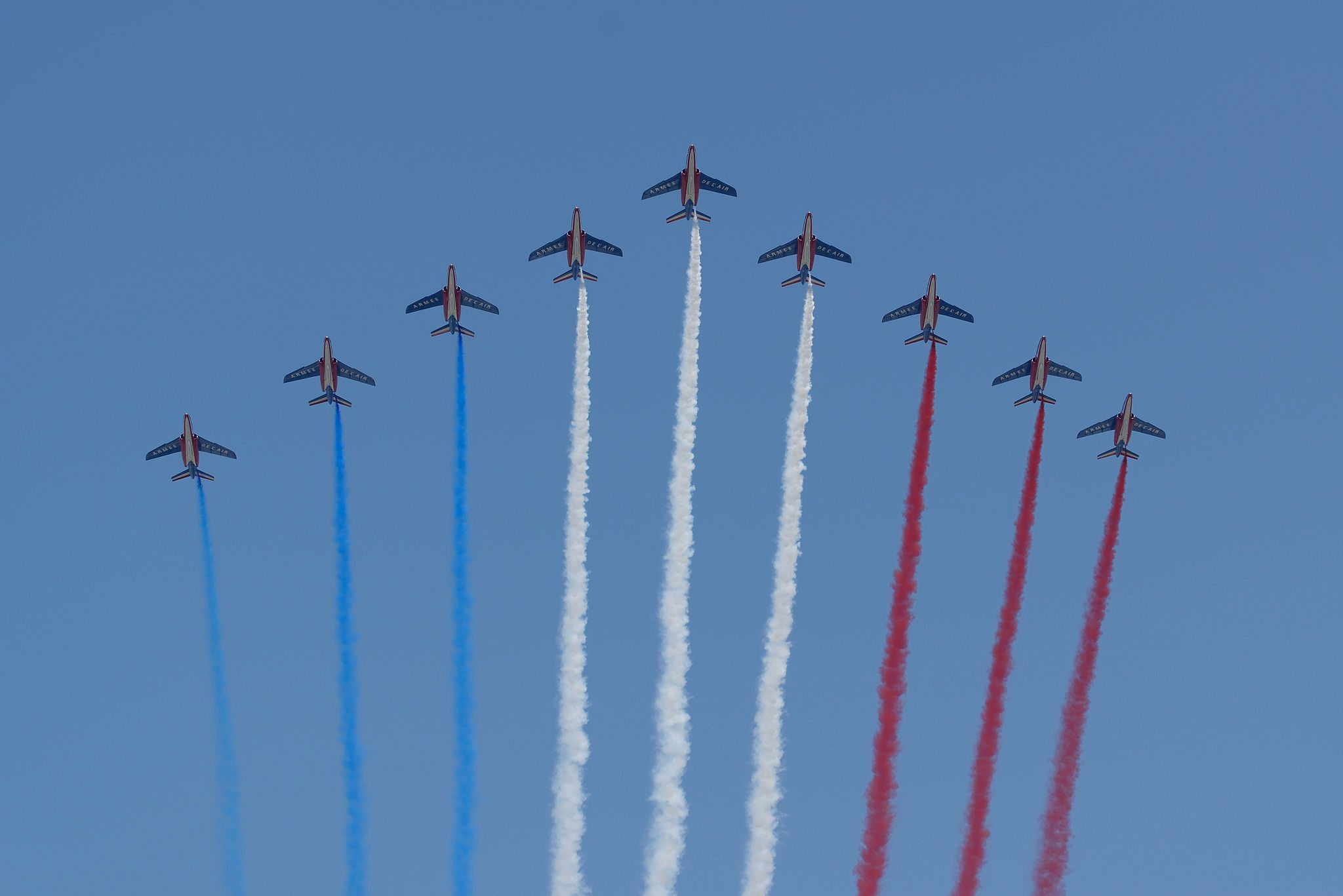 Bastille Day in the U.S.A.