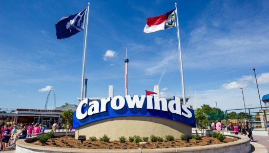Visit Carowinds Theme Park