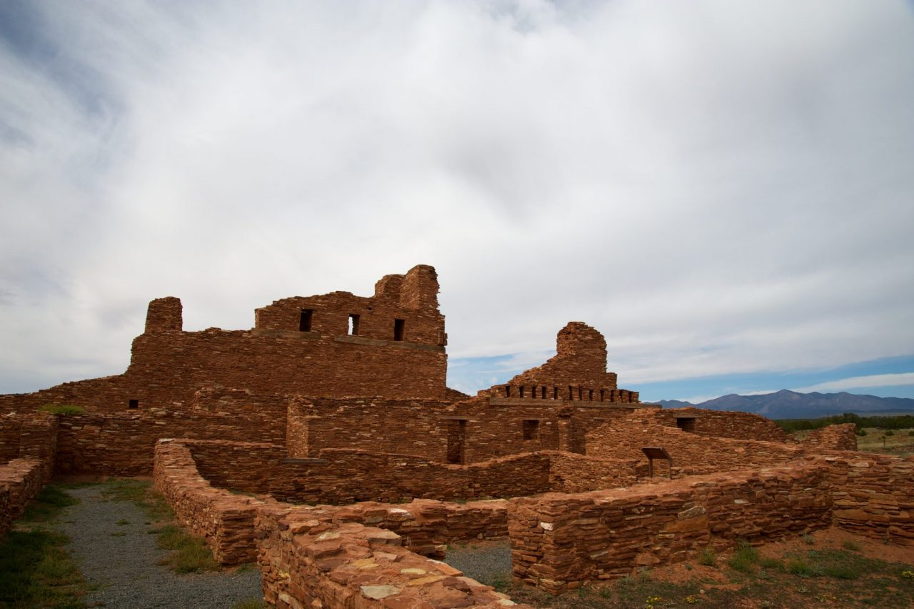 Unbelievable Ancient Dwellings in the U.S.
