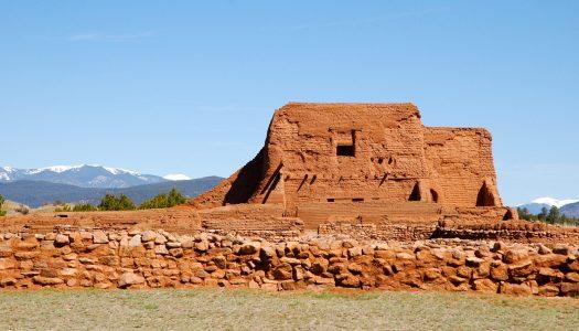 Follow The Santa Fe Trail
