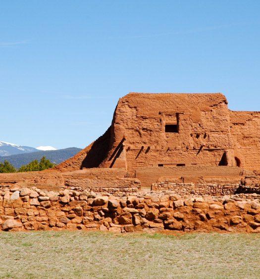 Pecos Pueblo Mission Church