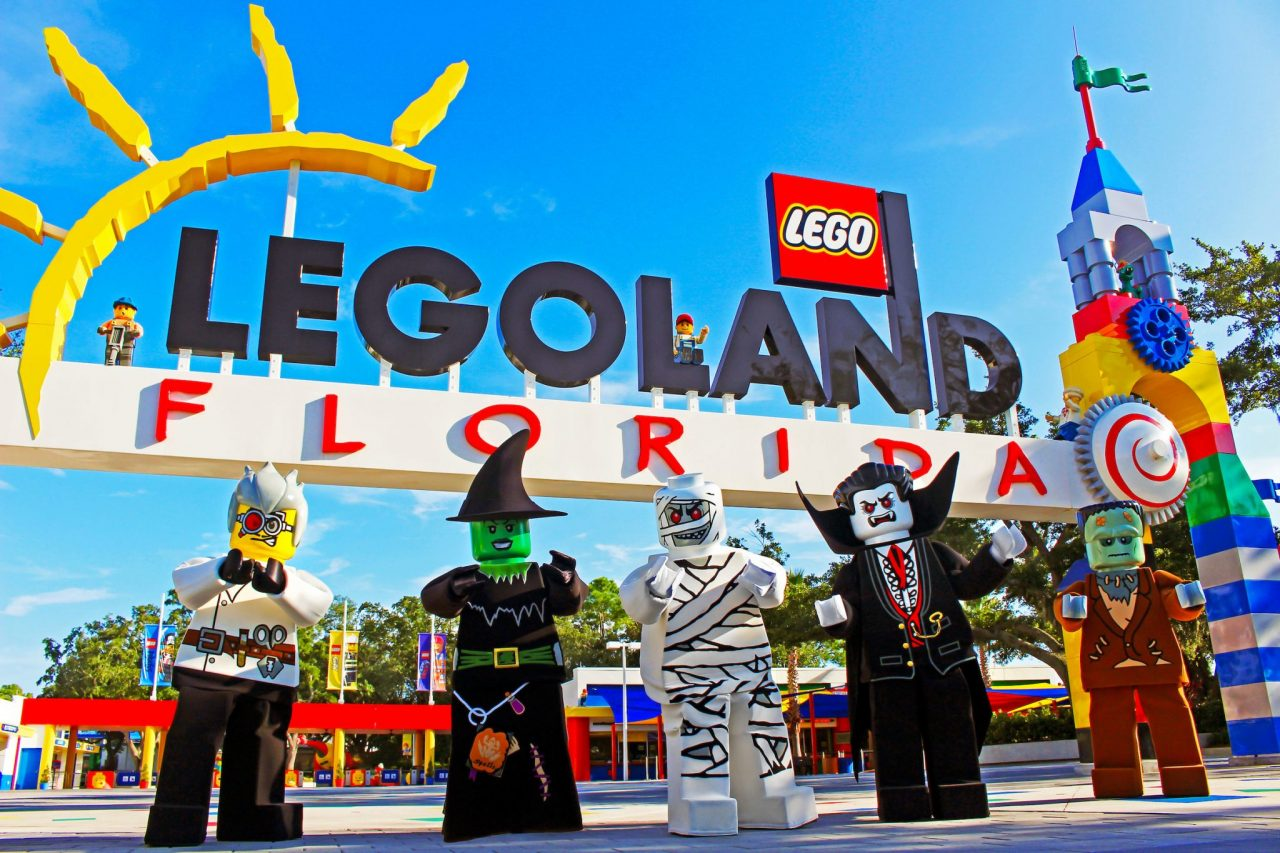 Visit Legoland for Brick-Or-Treat