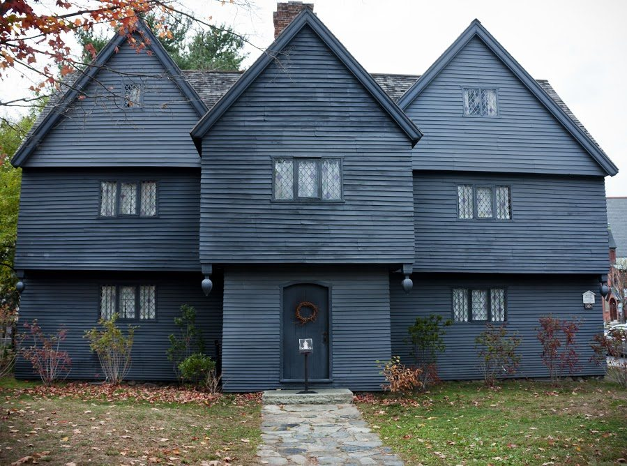 Salem Witches House
