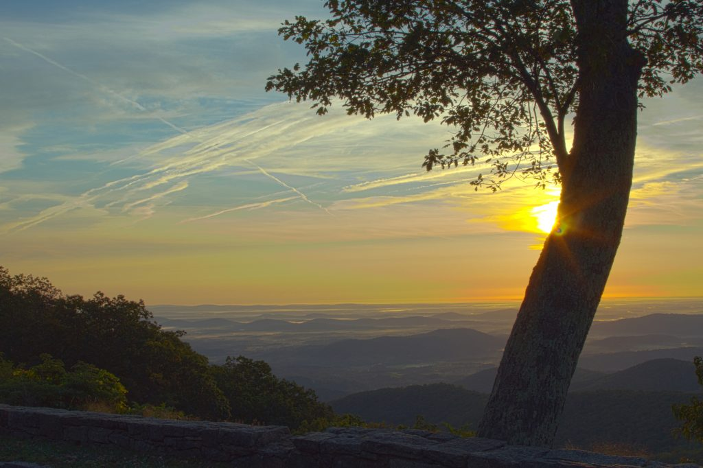 east coast destinations - shenandoah