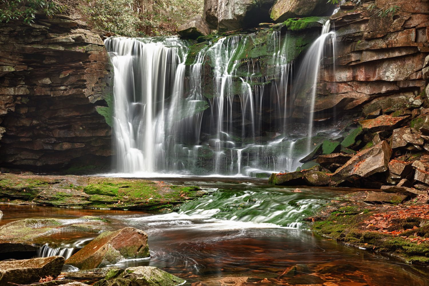 Scenic Highways West Virginia S Most Breathtaking Waterfalls Drive The