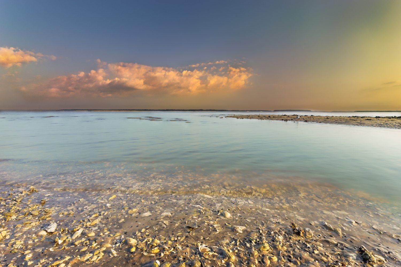 Sunrise on the Beach at Hilton Head