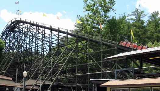 Fun at Knoebels Amusement Resort