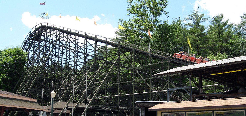 Fun at Knoebels Amusement Resort