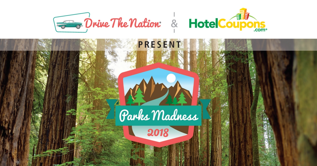 Parks Madness Banner
