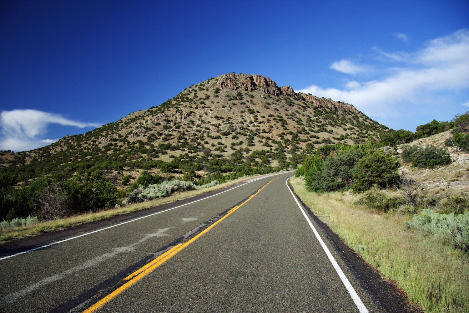 Scenic Drive: Turquoise Trail