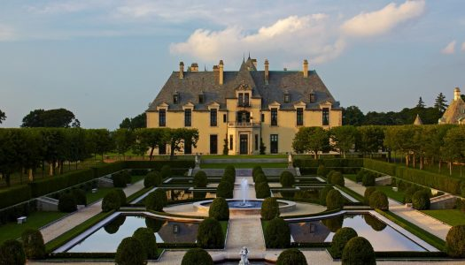 Take a Tour of Oheka Castle with Taylor Swift