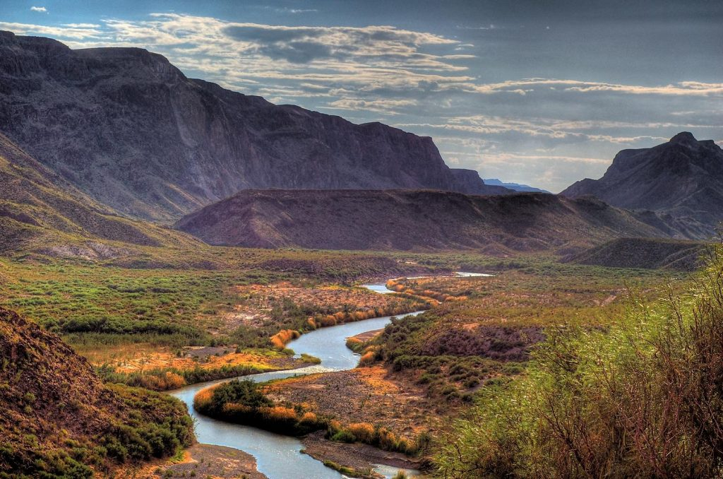 Rio Grande in Big Bend National Park