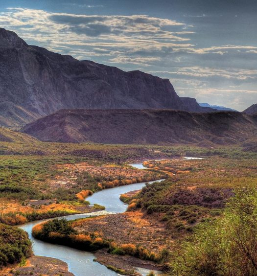 Rio Grande in Big Bend National Park