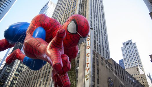See the Macy's Thanksgiving Day Parade