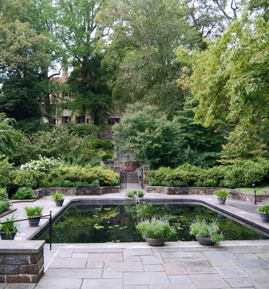 Winterthur Reflecting Pool