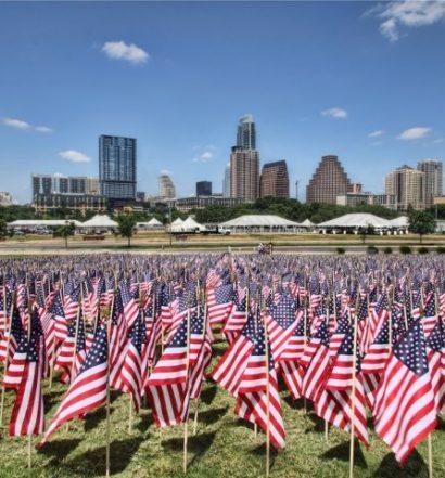 Austin, TX Veterans Day